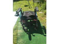 Marbella electric wheelchair power chair