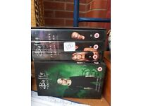 Buffy VHS Video box sets