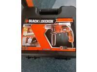 Black & Decker corded hammer dril
