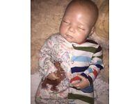 beautiful reborn boy doll