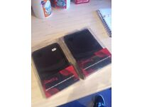 2x Samsung galaxy tablets cases for sale - £10 for both