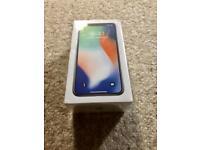 Unlocked iPhone X - 256gb - Sealed