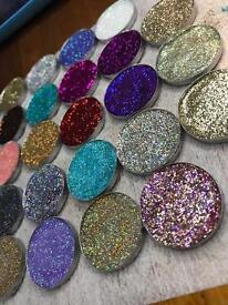Pressed Glitters