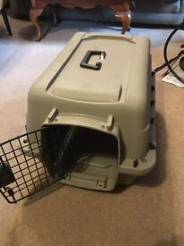 Small cat Dog crate kennel