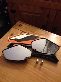 KTM Duke mirrors