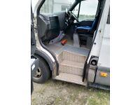 Iveco daily minibus 16 seater
