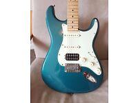 Fender Deluxe Lone Star Stratocaster Ocean Turquoise