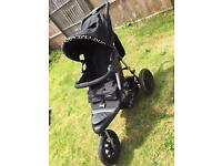 Mothercare Extreeme pushchair & car seat