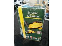 Steamer with attachments