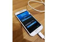 Samsung Galaxy S4 Mini White Good Condition