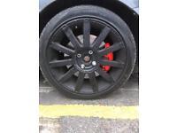 """17"""" st fiesta wheels"""