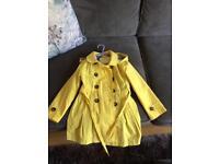 John Lewis girls jacket age 5
