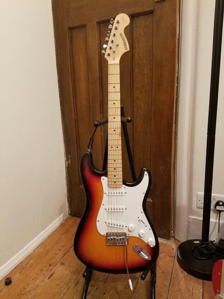 Fender Electric Guitar Gumtree : fender starcaster electric guitar in wimbledon london gumtree ~ Russianpoet.info Haus und Dekorationen
