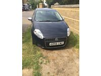 Fiat Punto active, 1.2 petrol, 74257 miles, great first car..