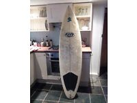 6'4 surfboard for sale