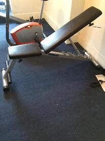Powerline Prifessional Weights Bench