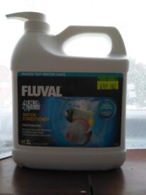 Fluval fish water conditioner
