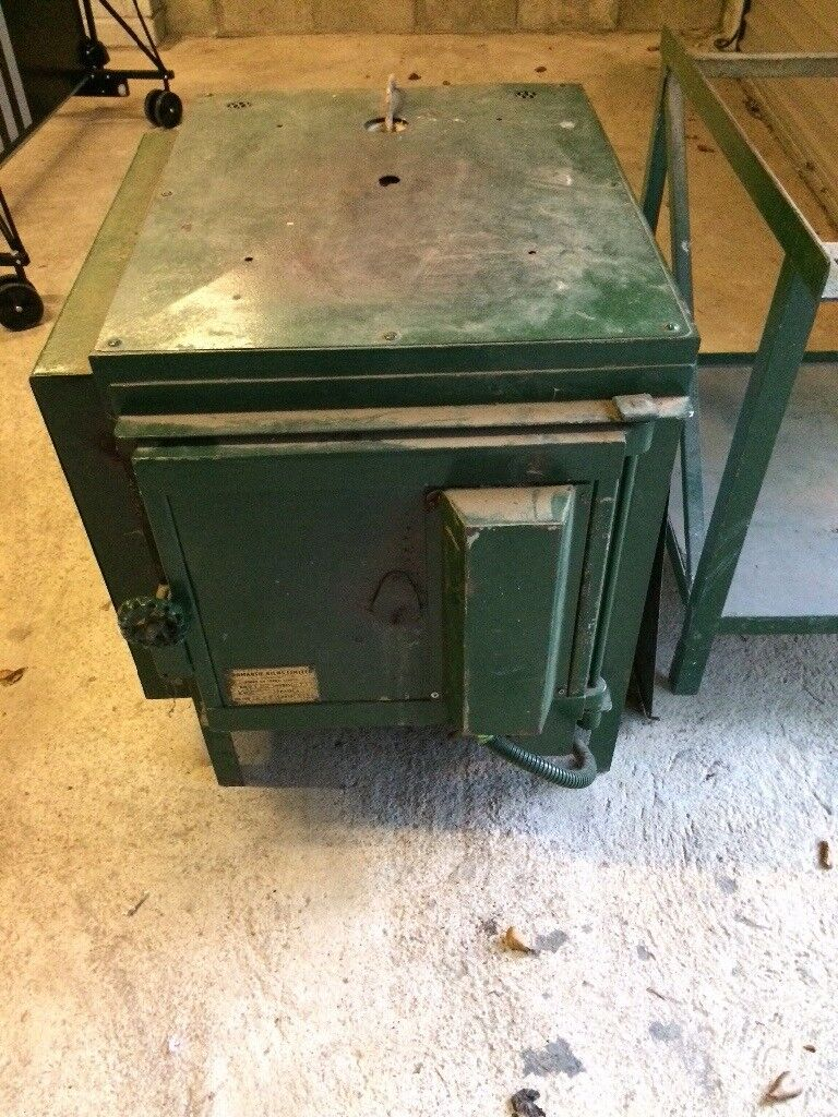 Cromartie Pottery Kiln 1300 Degrees With Pyrometer Spares Or Wiring Diagram Repair