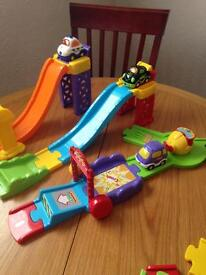 VTech Toot Toot Drivers age 1-5