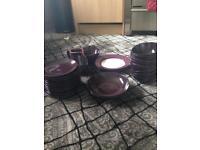32 Ikea dinner plates set