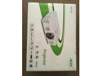 Acer H6517ST DLP Projector,model no D1P1427 BRAND NEW