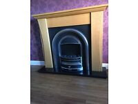 Flamerite Electric Cast Iron Fire Place