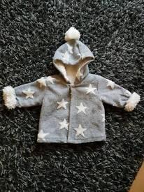 Next 9-12 month coat