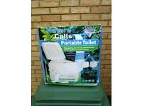 ***Reduced***Portable chemical toilet