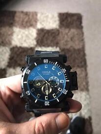 Men's swole o'clock watch