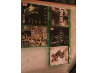 Xbox one games £30 for all