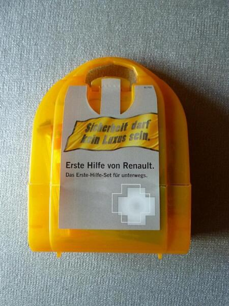 Ebay Kleinanzeigen Aachen: Renault Erste Hilfe Set In Aachen
