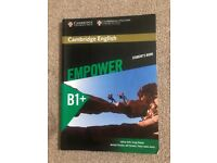 Cambridge English Empower B1+ Intermediate Student's Book