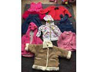 Baby Girl 6-9M Winter Bundle