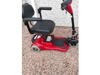 Mobility scooter like new