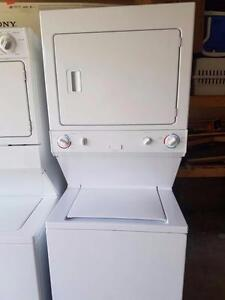 FRIGIDAIRE STACKER WASHER AND DRYER WITH FREE DELIVERY + INSTALLATION