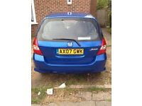 Honda Jazz for sale (Serious Enquiries Only)