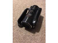 Canon Legria HD video camera