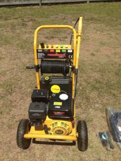 Pressure washer 8Hp Petrol Mango Hill Pine Rivers Area Preview