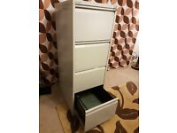 BISLEY filing cabinet 4 drawers