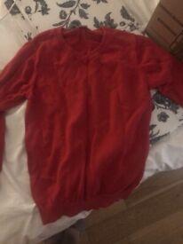 FREE - Red school jumper bundles