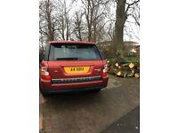 Range Rover Sport 2.7td HSE, FSH mot till Aug, 2nd owner from new