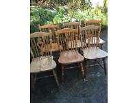 Dining Chairs - Can Deliver