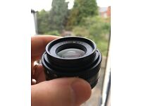 Leica ELMARIT-M 28MM F2.8 ASPH Lens 6 bit coded