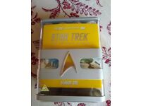 Star Trek Original Series, season 1 HDDVD