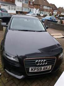audi a4 automatic 2010 for sale