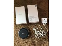 Samsung s6 galaxy box and accessories (no phone)