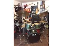 Pearl Forum Series Drum Set Sell or swap!
