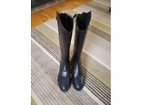 riding boots size 5