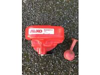 Caravan Alko Hitch Lock