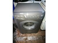 Hotpoint 7kg 1400 spin free delivery